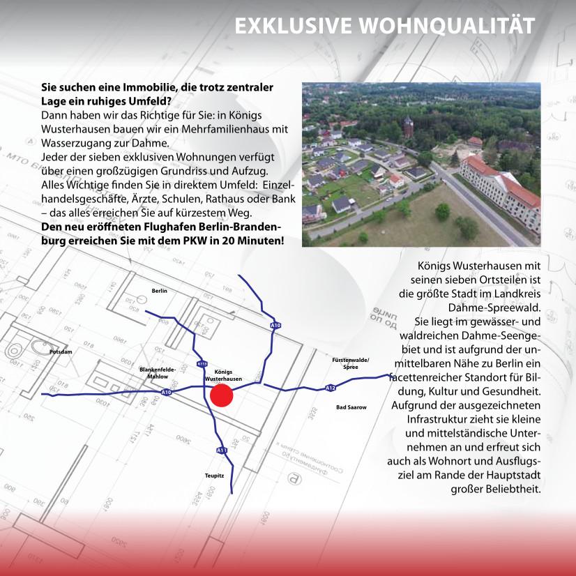 Prospekt, Königs Wusterhausen 3
